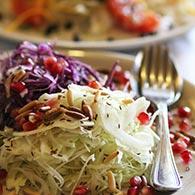 insalata melograno